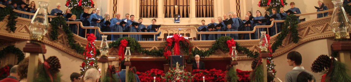 Grace Congregational Church UCC, Rutland, VT