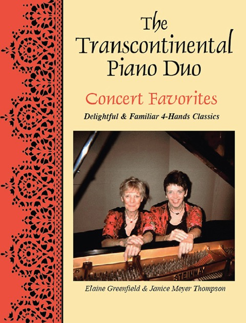 The Transcontinental Piano Duo