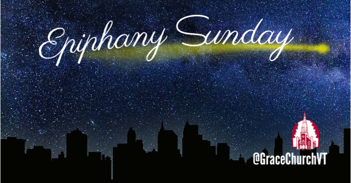 Jan. 6 – Epiphany Sunday