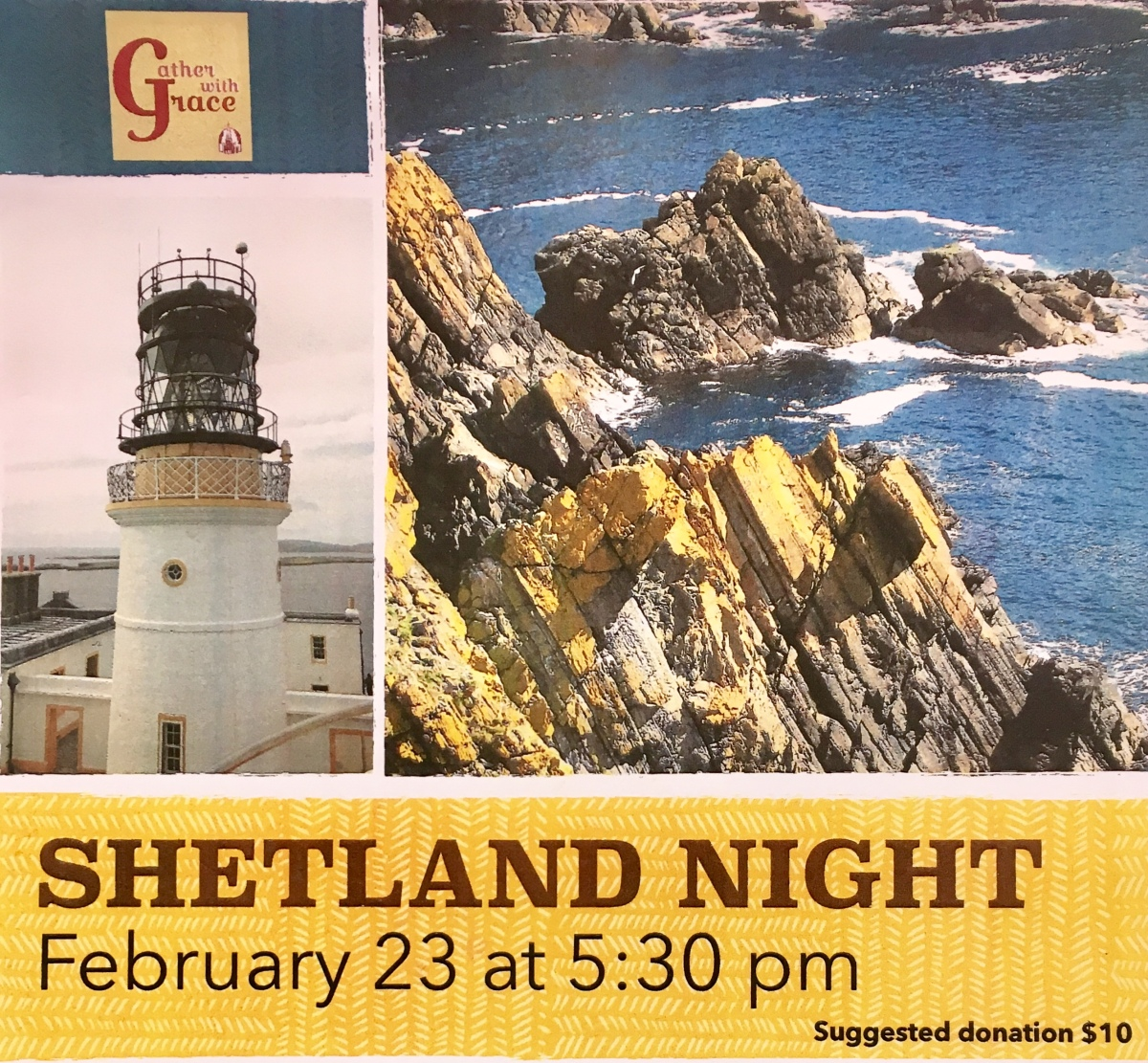 Feb. 23 – Shetland Night