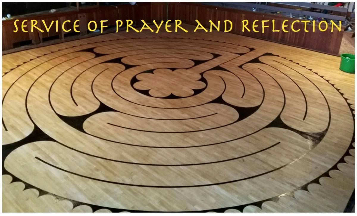 Mar. 2 – Service of Prayer andReflection