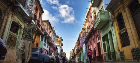The Fortnightly - A Trip to Cuba - Dr. Alis Headlam