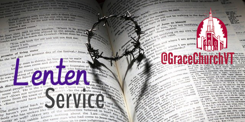 2020 Lenten Services